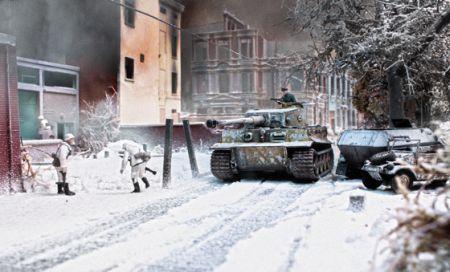 Militärmodelle