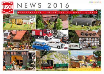 Automodelle - Messe-Neuheiten 2016