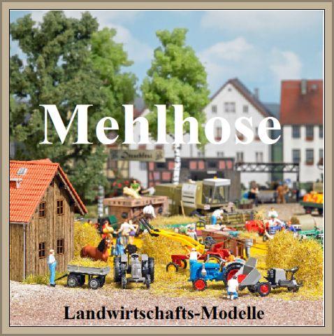 Mehlhose Landwirtschafts-Modelle