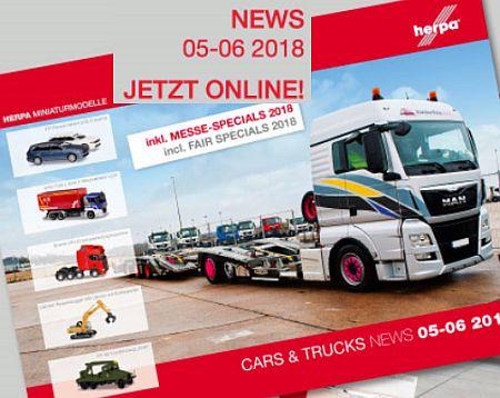 Cars & Trucks 05-06 2018