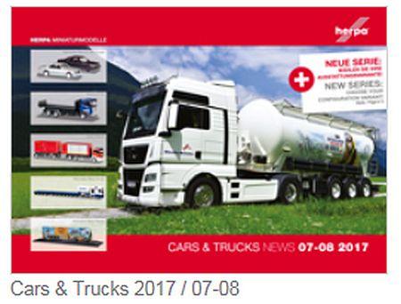 Cars & Trucks 07-08 2017