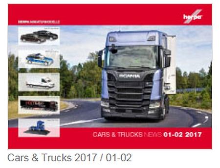 Cars & Trucks 01-02 2017