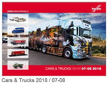 Cars & Trucks 07-08 2018