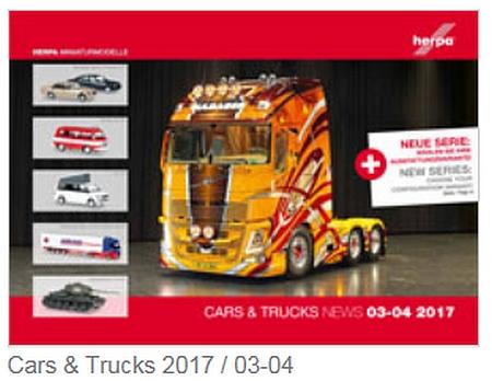 Cars & Trucks 03-04 2017