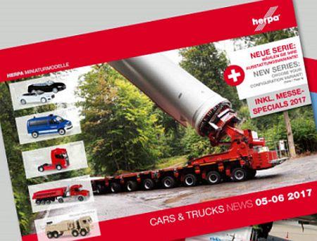 Cars & Trucks 05-06 2017