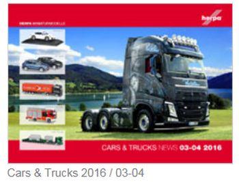 Cars & Trucks 03-04 2016
