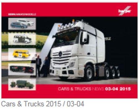 Cars & Trucks 03-04 2015