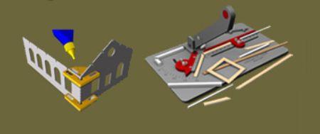 Werkzeuge / Modellbauhilfen