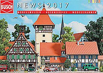 Automodelle - Messe-Neuheiten 2017