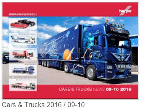 Cars & Trucks 09-10 2016