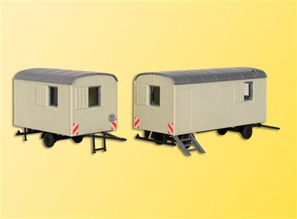 modell car service kibri h0 2 bauwagen fahrzeugmodelle. Black Bedroom Furniture Sets. Home Design Ideas