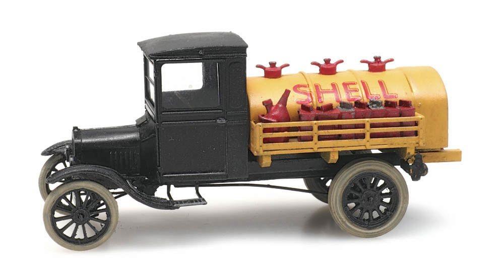 """Artitec (H0): Ford Modell TT Tankwagen """"Shell"""""""