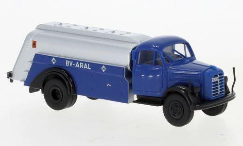 "Brekina: Borgward B 4500 Tankwagen ""Aral"""