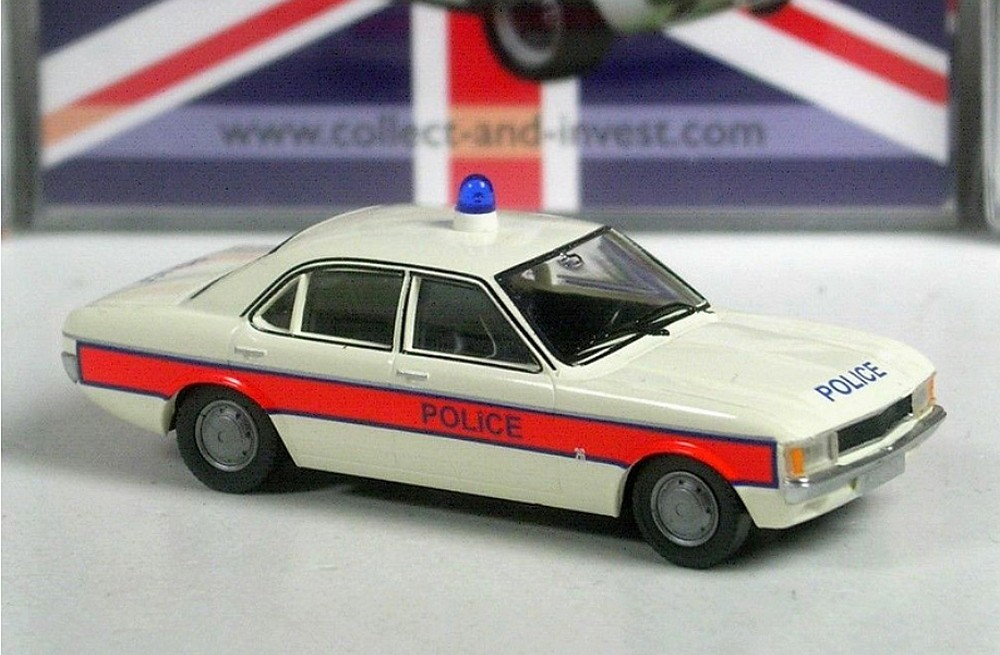 "Wiking: Ford Granada I ""Police"", UK"