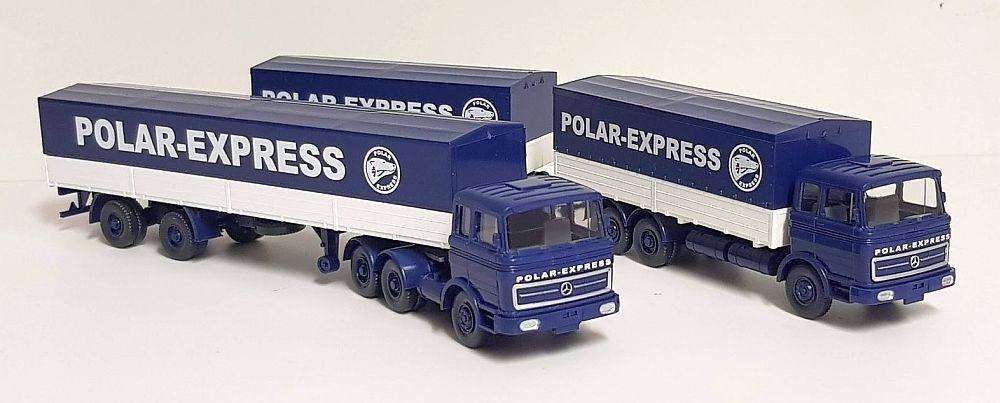 """Wiking: MB 2232 """"Polar-Express"""" (Kombi-Angebot)"""