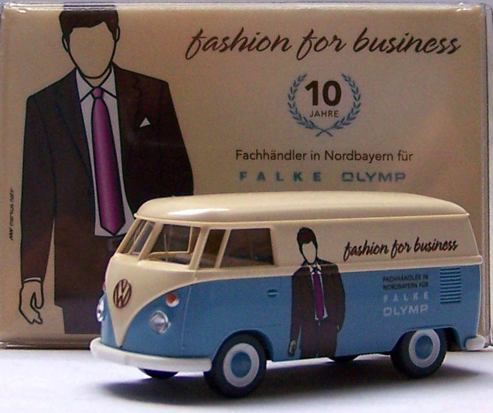 "Wiking: Sondermodell: VW T1 Kasten ""Fashion for Business"""