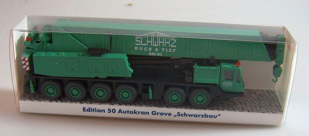 "Wiking: Grove Autokran ""Schwarzbau"""