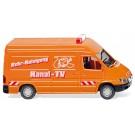 """Wiking: MB Sprinter Kastenwagen """"Kommunaldienst"""""""