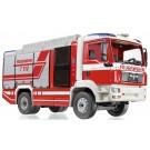 """Wiking: MAN TGM Rosenbauer AT LF """"Feuerwehr"""" (1/43)"""