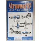 "Airpower87: Dornier Do 27 ""D-Ente"" Safarilook, Grzimek"