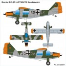 "Airpower87: Dornier Do 27 ""Luftwaffe Bundeswehr"""