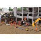 Kibri H0: Baustellenzubehör