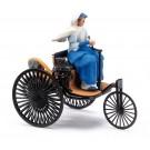 Busch: Benz-Patent-Motorwagen mit Bertha Benz