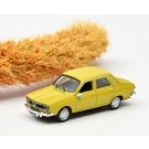 Norev 1/87: Renault 12 (1974) - gelb