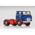 VK-Modelle 1/87: Scania LB 76, blau/rot - lange Kabine