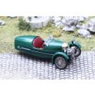 Saller: Morgan Threewheeler (Bj. 1934), grün