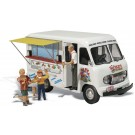 Woodland 1/87: Ike's Ice Cream Truck